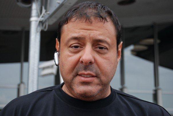 Chris Mallick France 2007