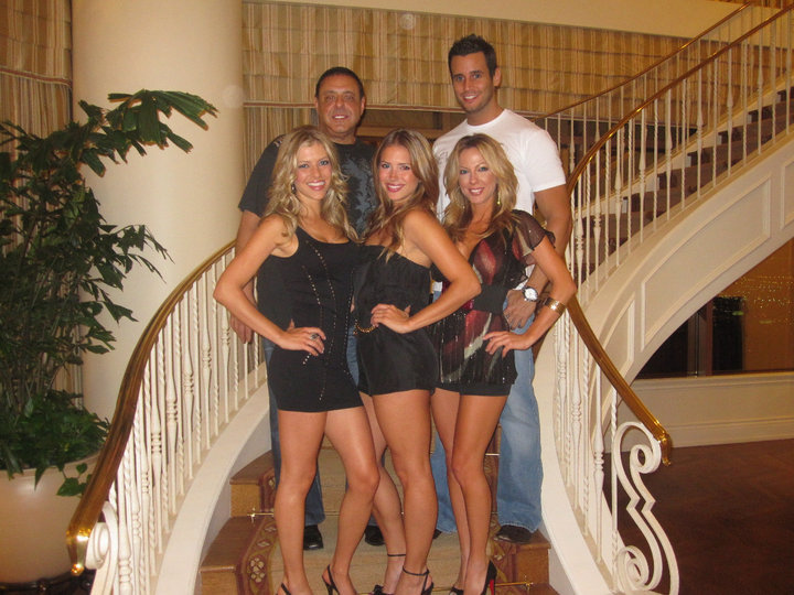 Chris Mallick Friends Hotel Casino